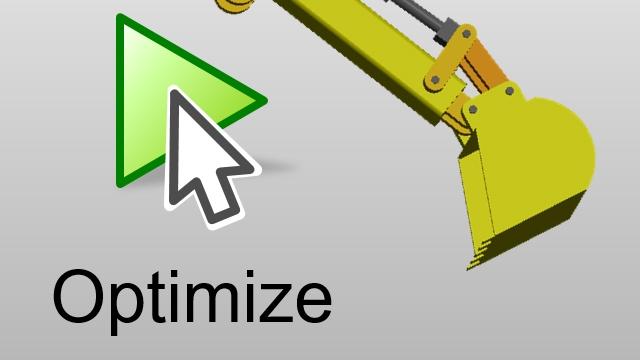 优化液压机械式作动器系统以满足系统要求。使用优化算法自动调节 Simscape Fluids 模型中的参数。