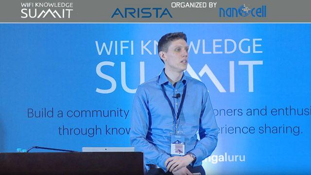 Colin McGuire 在 WiFi 知识峰会上关于 IEEE 802.11ax 标准建模的演讲