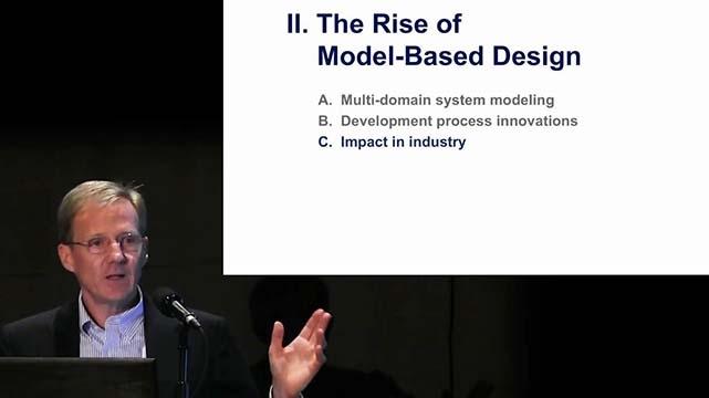 MathWorks 总裁兼联合创始人 Jack Little 谈基于模型的设计对工业和学术界的影响。