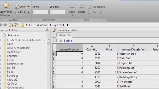 简要介绍数据库资源管理器,涵盖下列核心工作流程:探查关系型数据(不要求 SQL 知识)、将数据导入 MATLAB、在 MATLAB 中执行分析,以及实现结果的可重现性。