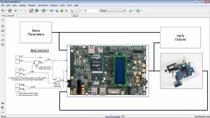 学习使用 MATLAB 和 Simulink 对 Cyclone V SoC 设备上的控制系统建模、仿真和建立原型。