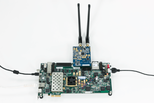 Software-Defined Radio with Zynq using Simulink