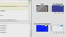 使用 OpenCV 接口,将基于 OpenCV 的代码导入 MATLAB。