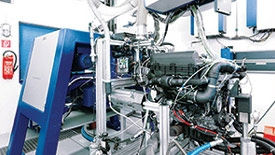 AVL Develops Dynamic Controller for Engine Conditioning System Using Embedded Code Generation for PLCs