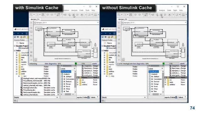 Learn new capabilities to run Simulink simulations faster and enhance your productivity.
