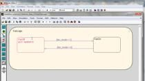 """背景:本次网上研讨会将介绍Stateflow在控制逻辑设计上的应用。Stateflow是基于有限状态机的原理对事件驱动的系统进行建模和仿真的工具。在讲解过程中,我们将从介绍Stateflow中的基本概念 —""""状态,转移""""开始,并通过实例演示,逐步深入到""""并行状态,临时逻辑""""等多个概念的介绍和使用,从而帮助客户了解Stateflow的功能并合理的使用该工具完成算法设计。目标听众:本"""