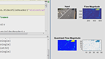 Use the OpenCV interface to bring OpenCV based code into MATLAB .